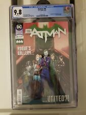 batman 89 cgc 9.8 1st print 1st appearance of punchline (cameo)
