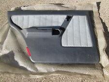 Pannello porta posteriore SX Fiat Croma 1° serie 1985  [207.16]