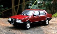 Fiat Regatta 1985 - Argentina Rare Diecast Scale 1:43 New Sealed With Magazine