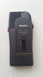 Philips Pocket memo Executive LFH394 - Single Handed Operation