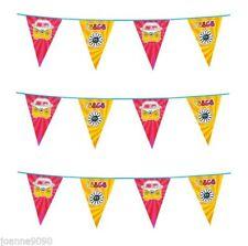 Pancartas y guirnaldas de fiesta color principal multicolor para todas las ocasiones