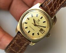 OMEGA SEAMASTER 566.016 AUTOMATIC  Cal. 671  23.5 mm GOLDFILLED  WATCH FOR LADY