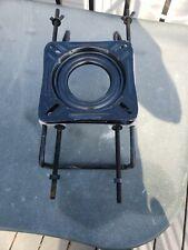 Swivel Boat Seat, Jon Boat Seat Clamp W/ Swivel adjustable