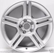 "Set of Audi (4) A4 2005 2006 2007 2008 2009 2010 2011 17"" Replica Wheel TN 58788"