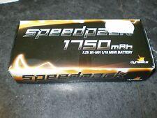 Dynamite 7.2V 1750mAh NiMH 6C Flat Battery EC3 Minis 1/18  DYN1471