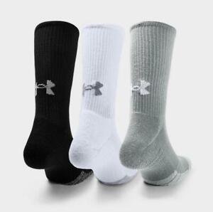 Under Armour Heat Gear Crew Socks