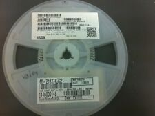 GRM31MF51C105ZA26E-MURATA-220 pcs, Capacitor Cer 1uF 16V Y5V 20% to 80% SMD 1206
