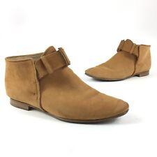 Nehera Butterscotch Suede Boots 58672 Size IT 40 US 9