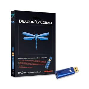 Audioquest Dragonfly Cobalt - New Unused. Includes  Apple Lightning Camera Kit