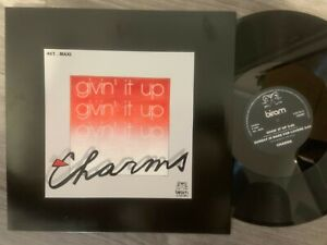 "CHARMS givin' it up / one step closer 1982/86 EP"" KILLER FUNK  BOOGIE mp3"
