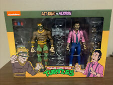 TMNT NECA rat king vs. Vernon