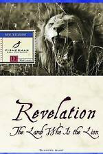 Revelation: The Lamb Who Is the Lion (Fisherman Bible Studyguides)-ExLibrary