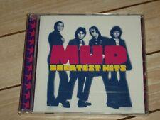 MUD   *RARE CD ' GREATEST HITS ' 2000  NEW & SEALED