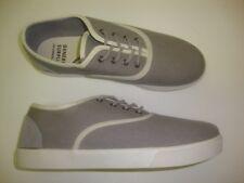 Generic Surplus Borstal Baskets pour homme / Chaussures de sport gris 45,5 neuf