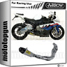ARROW FULL SYSTEM EXHAUST COMPETITION EVO WORKS TITANIUM C BMW S 1000 RR 2010 10