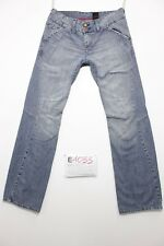 Levi's engineered 619 boyfriend jeans usato (Cod.E1033) Tg.45 W31 L34 Donna