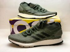 5f2421a363ec7 adidas PureBOOST RBL Green Black White Men Running Shoes Sneakers CM8312 SZ  9.5