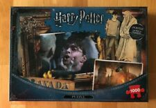 Harry Potter. 1000 Piece Jigsaw Puzzle. Adults/Older Children. 14+. Poster Incl