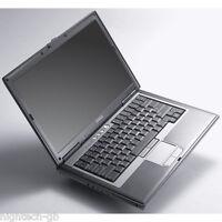 FAST CHEAP Dell Latitude D630 Intel Core 2 Duo 4 GB RAM 160 GB HDD WIFI WIN 7..