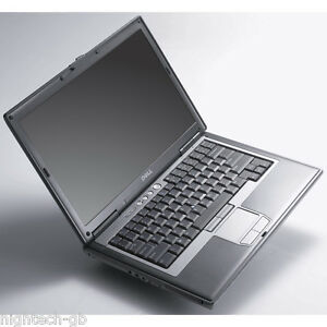 FAST Dell Latitude D630 Intel Core 2 Duo 4GB RAM 60GB SSD DVD RW WIFI WINDOWS 7.