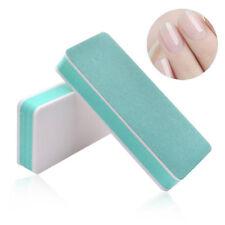 3Pcs 2 Ways Nail Buffer Block Polish Shine Manicure Beauty Nail Art Tool Fashion