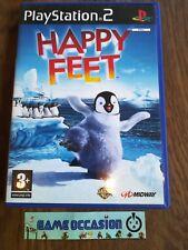 HAPPY FEET PS2 SONY PLAYSTATION 2  PAL EN BOITE