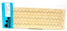 F/G scale BANTA MODEL WORKS #928 Stair Stringers, 6 pair per kit