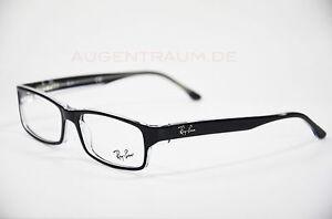 Ray Ban Lesebrille 5114 2034 52 Brille Unisex Kunststoff 1,0 1,5 2,0 2,5 3,0 3,5
