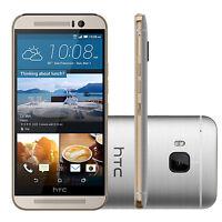 5'' HTC ONE M9 32 Go Android 20 Mpx 3G 4G LTE Unlocked Cellulaire - Argenté