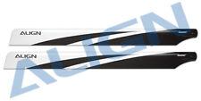 470 Carbon Fiber Blades HD470AT