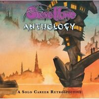 Anthology - Steve Howe 2 CD Set Sealed ! New ! 2015 !