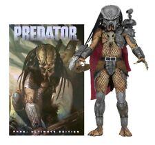 Predator Ultimate Acab Action figure NECA Deluxe caja Dark Horse Comics