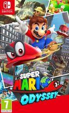 Super Mario Odyssey (Nintendo Switch) Brand New & Sealed UK PAL Quick Dispatch
