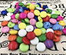 Mixed Candy colors Resin Buttons Decoration Sewing Crafts 12.5mm