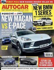 AUTOCAR MAGAZINE 6 February 2019 (BRAND NEW BACK ISSUE)