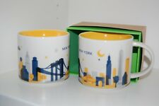 Starbucks Mug Tasse New York USA NEU!