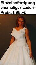 Vestido de Novia Baile 36 38 Disfraz Carnaval Princesa