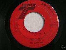 Syl Johnson Kiss By Kiss 45rpm on Twinight