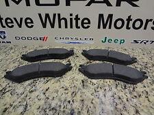 01-08 Dodge Ram Trucks New Rear Disc Brake Pads Kit Mopar Factory Oem
