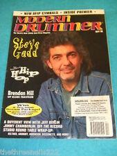 MODERN DRUMMER - STEVE GADD - APRIL 1996