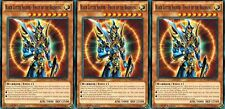 Black Luster Soldier - Envoy of the Beginning YGLD-ENA02 1st (Mint X 3) YUGIOH