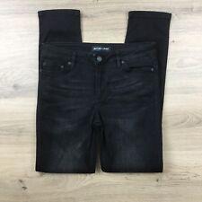 Bettina Liano Slim Fit Size 10 Black Stretch Women's Jeans W30 L29 (BS8)