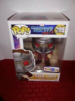 Funko Pop Star Lord 209 Exclusive Marvel Guardians Of The Galaxy