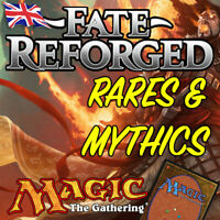Magic the Gathering MTG Fate Reforged FRF Mythic Rares & Rare Cards NM/M