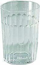 ARROW - Clear Plastic Tumbler 2 PK. - 6 oz. MADE IN THE U.S.A.!!!