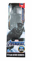"Avengers Marvel  Titan Hero Series Black Panther 12"" Action Figure New"