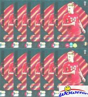 (10) 2018 Panini Adrenalyn WORLD CUP RUSSIA Kevin De Bruyne LIMITED EDITION
