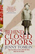 Behind Closed Doors, Tomlin, Jenny, New Book
