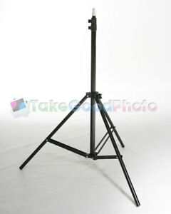 Lot 2 Studio Photography Light Speedlight Stand 7FT Adjustable Bracket Tripod