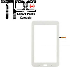 Samsung Galaxy Tab 3 Lite SM-T110 7.0 Touch Screen Digitizer - White w/Adhesive